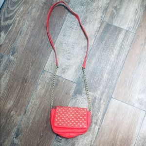Steve Madden studded crossbody bag